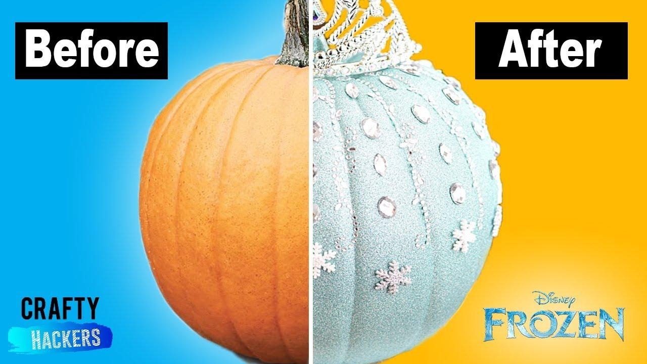 Merveilleux 10 Disney Inspired Original Halloween Pumpkin Decoration Ideas