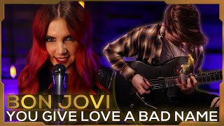 Bon Jovi - You Give Love A Bad Name | Cole Rolland x Halocene (Metal Cover)