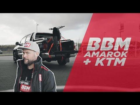 Marcels neue Offroad Spielzeuge | VW Amarok V6 + KTM Sixdays by BBM