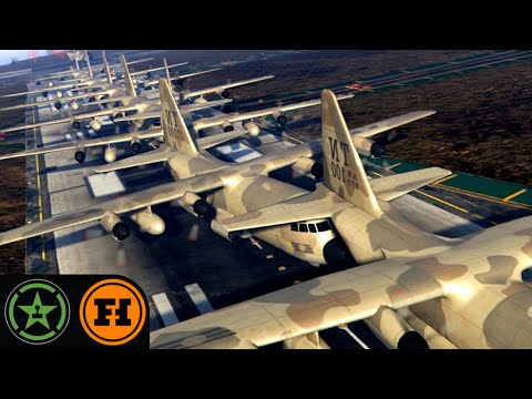 Let's Play - GTA V - Titan Centipede
