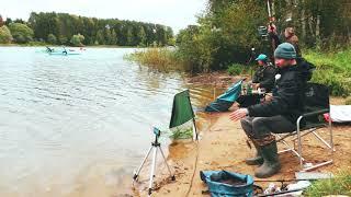 Фидер Батл-2. Рыбалка Осенью на Водохранилище