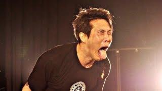 某日某所 milkcowライブ映像 [Member] vocal/ツル Guitar/ヨコ Drum/ビ...