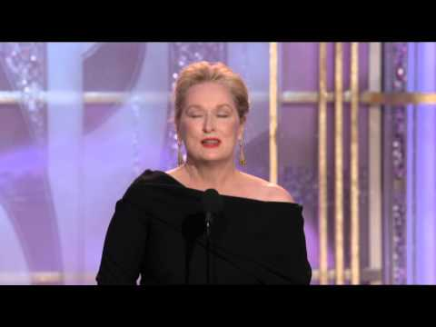 Thumbnail: Golden Globes 2010 Meryl Streep Best Actress Motion Picture Comedy
