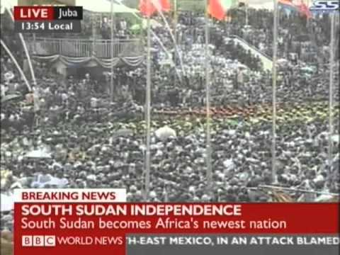 South Sudan independence ceremony 3of4