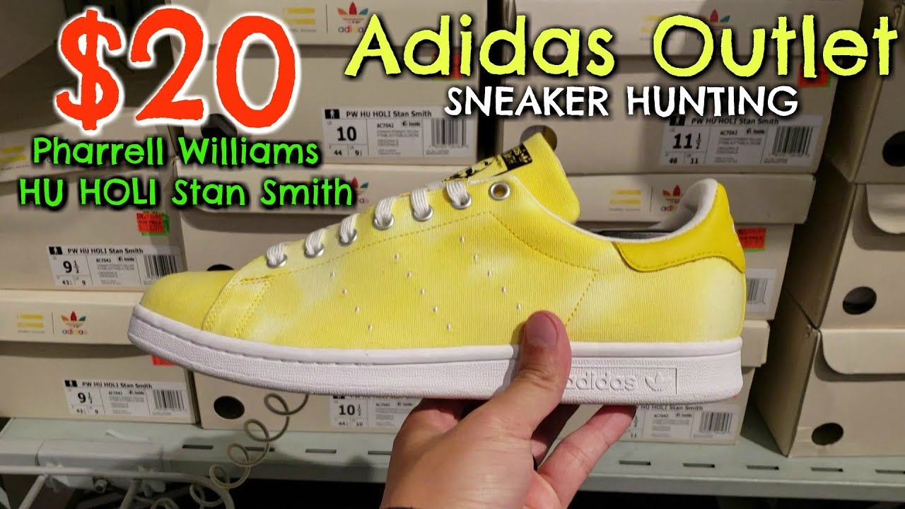 Pharrell HU HOLI Stan Smith for $20