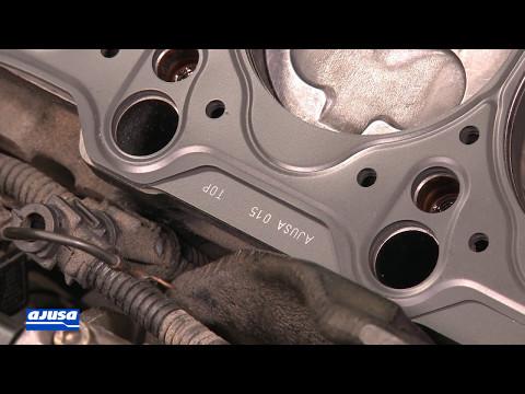 Cylinder head gasket / Junta de culata VOLKSWAGEN TRANSPORTER T4 2.4D AJA .