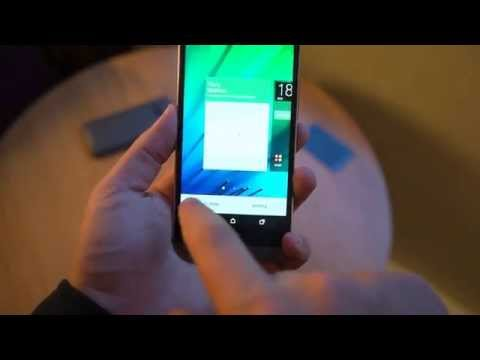كل ماتود معرفته عن الهاتف المحمول HTC One M8
