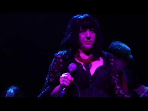 Lydia Lunch Retrovirus - Mechanical Flattery - Rough Trade Records, Brooklyn NYC 2017-12-17 1080HD