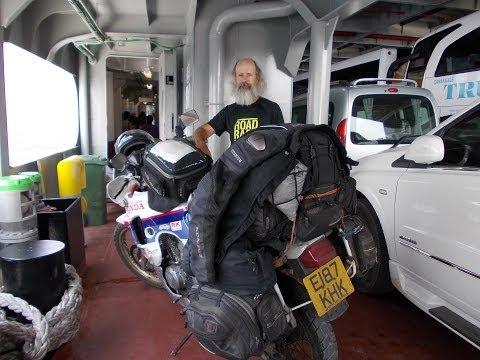 [Slow TV] Motorcycle Ride - Turkey - Eceabat to Istanbul