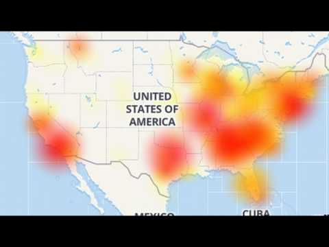 Big Spectrum Service Outage May Be From A Cut Fiber Optic Cable