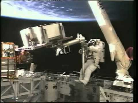1997: Space Shuttle Flight 88 (STS-87) Columbia (NASA)