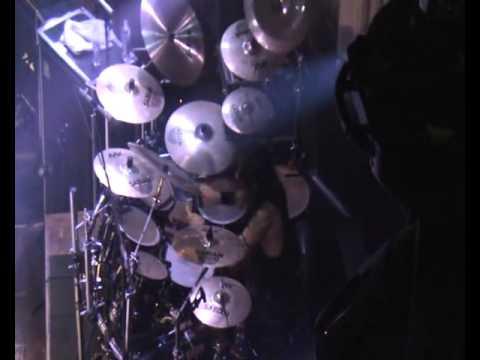 PETE SANDOVAL - Fall From Grace ( Metal Fest European tour 2008. Serbia, Belgrade, SKC )