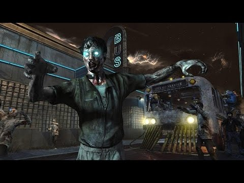 BO2 Zombies Tranzit-1 - YouTube
