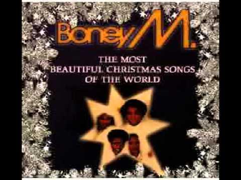 Boney m Weihnachten Noten