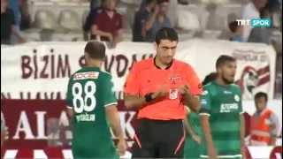 Elazığspor 1-1 Giresunspor PTT 1.Lig Özetleri 2.Hafta (22.08.2015)