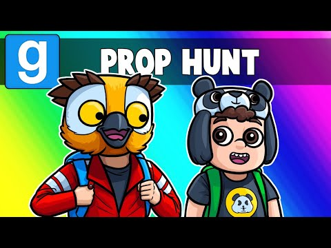 Gmod Prop Hunt Funny Moments - Back to School 2018 Edition!