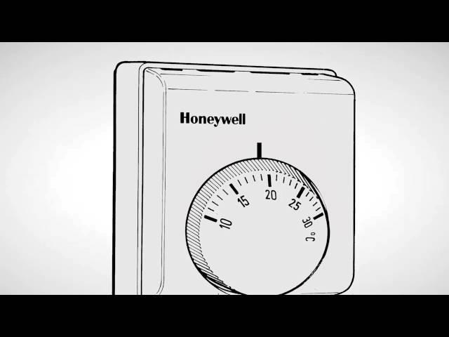 Honeywell Thermostat T6360b Wiring, Honeywell T6360 Room Thermostat Wiring Diagram