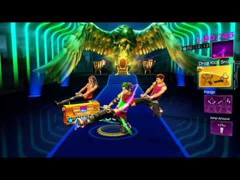 Dance Central 3 DLC   Hey Baby (Drop It To The Floor) HARD