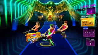 Dance Central 3 DLC - Hey Baby (Drop It to the Floor) HARD - Pitbull ft. T-Pain - Gold Stars
