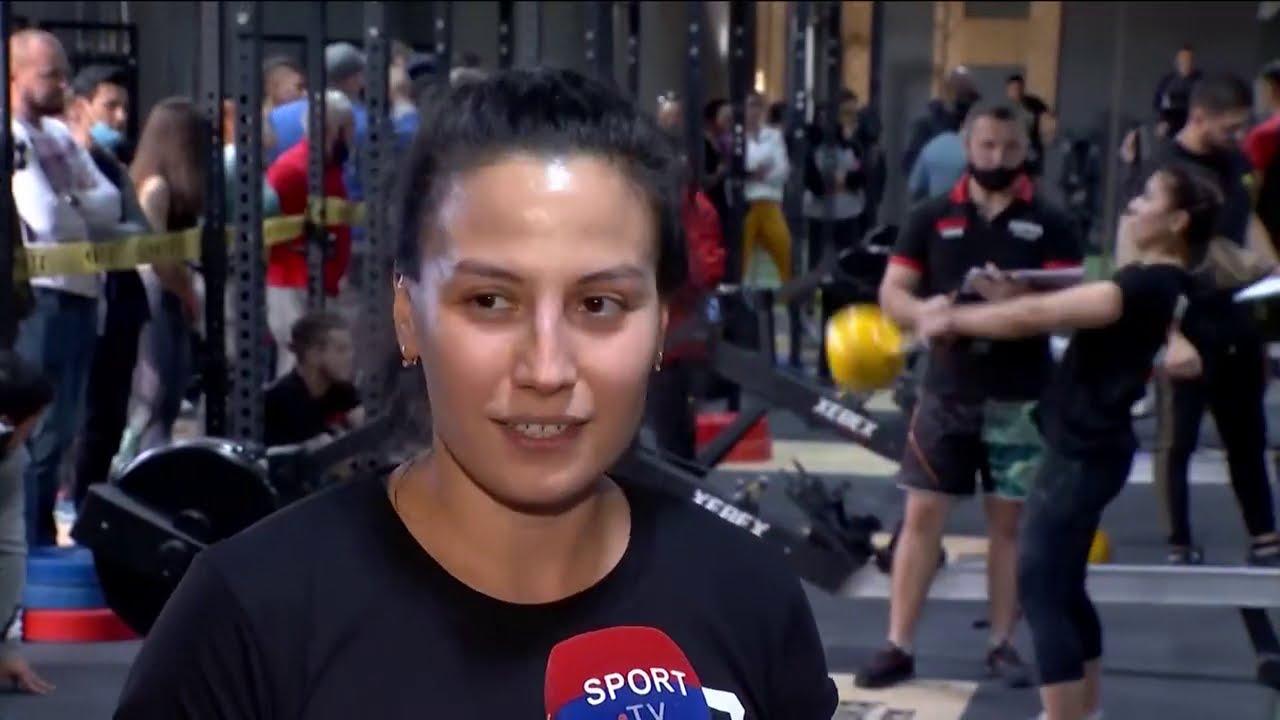 Репортаж телеканала Спорт ТВ о кроссфит ЗАРУБЕ