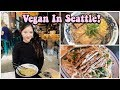 TRAVELING TO SEATTLE ALONE! what I ate and did