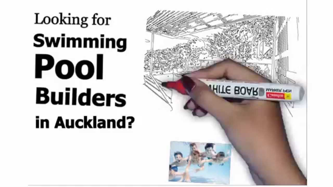 Swimming Pool Builders Auckland Ph 09 88 77 842 Top Designs Best Services Youtube