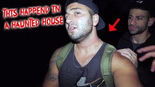 SCARIEST HAUNTED NIGHT OF MY LIFE (TOM SERIES 5)