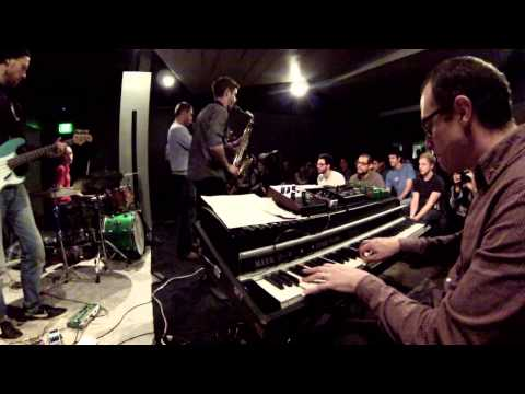 Kneebody :: Lowell LIVE at Blue Whale