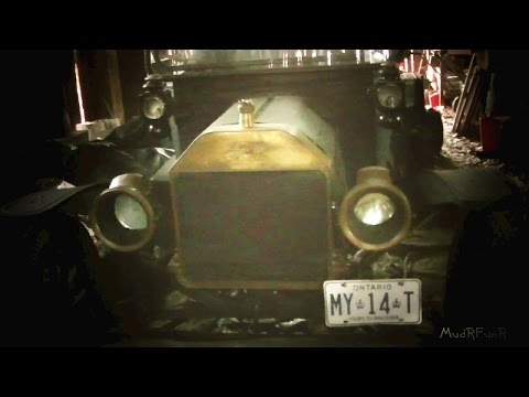 100 Years Young! - 1914 Ford Model T