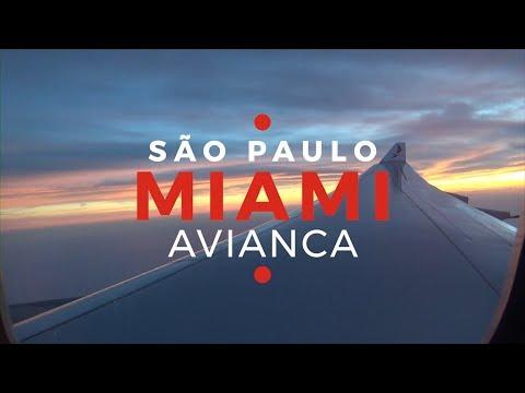 Voamos Avianca direto para Miami
