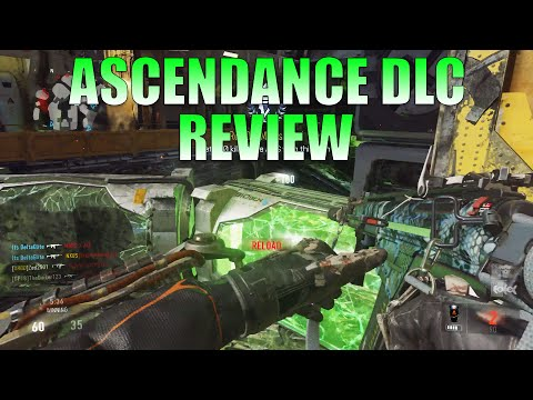 Call of Duty Advanced Warfare: ASCENDENCE DLC - Review (COD AW Map Call Of Duty Advanced Warfare Next Map Pack on