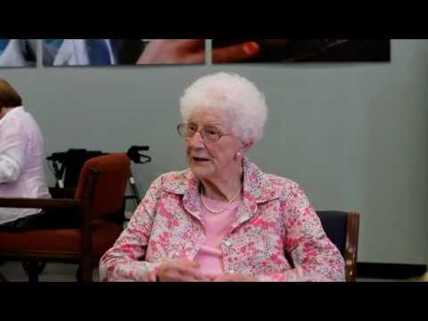 Edythe Recalls Her First Time Seeing Direct Relief in Action