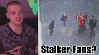 Vik's Erfahrung mit Stalker-Fans..