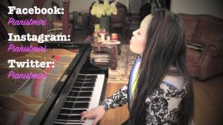 A Great Big World - Say Something ft. Christina Aguilera | Piano Cover by Pianistmiri 이미리