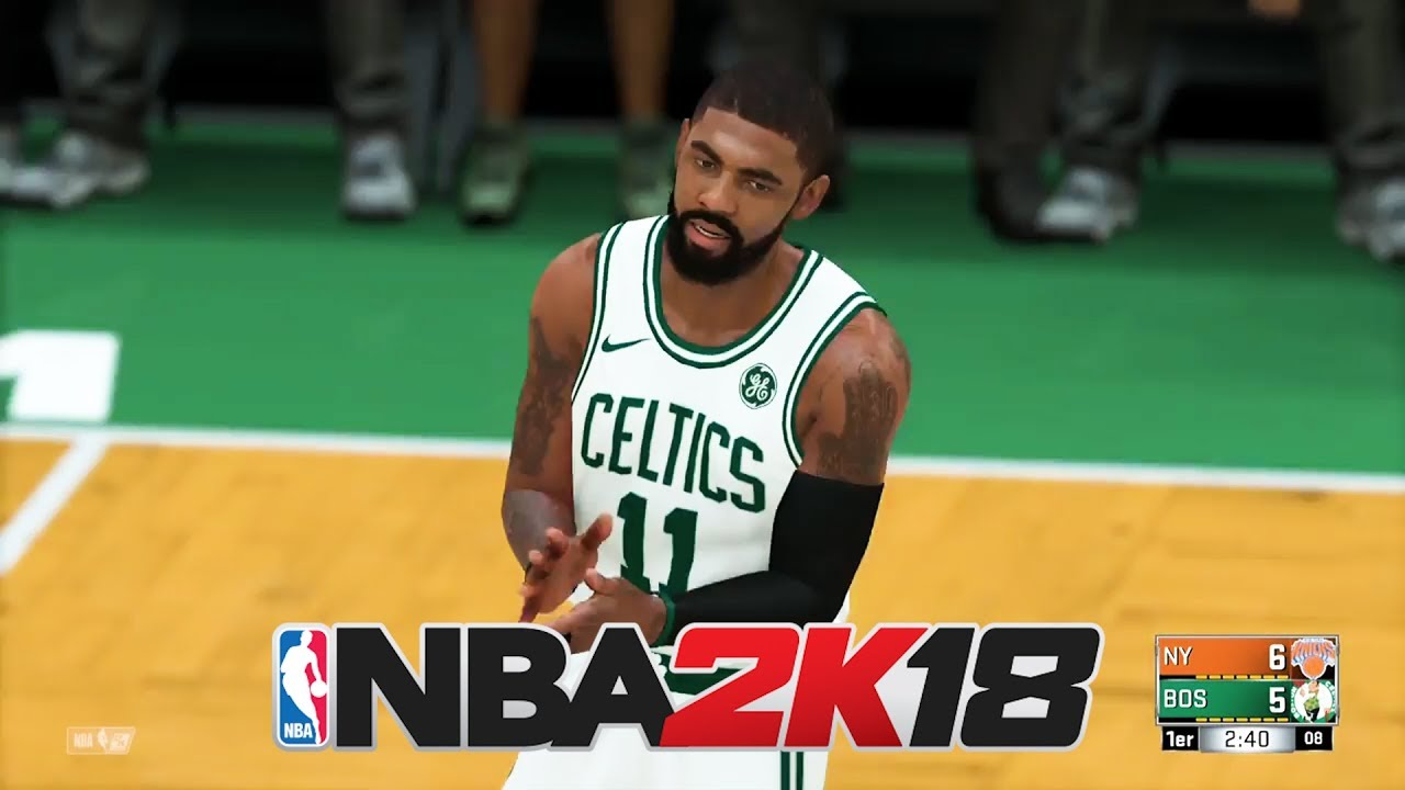 c1450aa2f Final Thoughts About NBA 2K18  NBA 2K18 Knicks Gameplay - YouTube