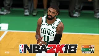 Final Thoughts About NBA 2K18: NBA 2K18 Knicks Gameplay