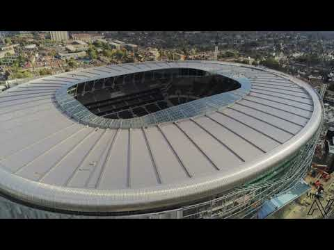 16/10/18 Tottenham Hotspur New Stadium