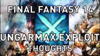 FFXIV: Ungarmax Exploit, Yoshida