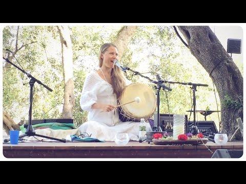 Sudha  Kuan Yin  Sound & Silence Festival