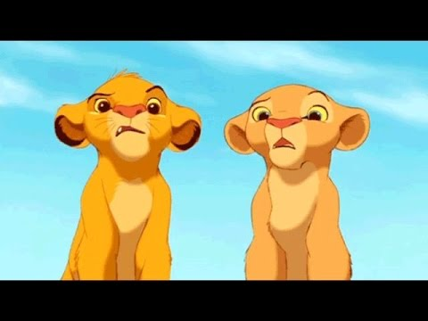 Lion King MV (GIF)