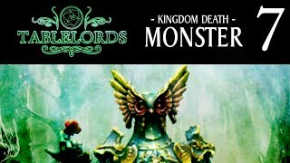 Tablelords Online: Kingdom Death Monster (Hunting The Flower Knight)