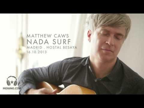 Matthew caws nada surf