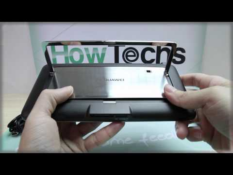 Huawei Ideos Tablet S7: Basics
