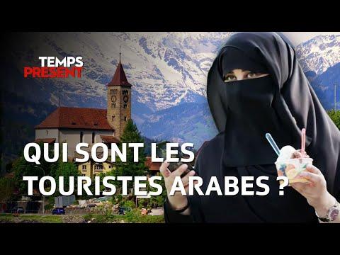 Temps Présent - Dans la tête des touristes arabes