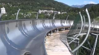 Sommerrodelbahn Garmisch Partenkirchen onride