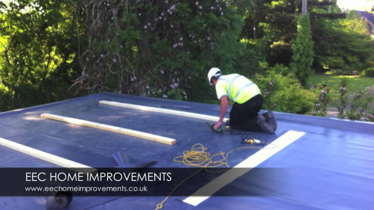 What Is Sarnafil Roofing Membrane Solar Pv Installation