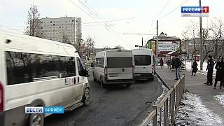 """""""Убитые дороги"""" в Брянске"""