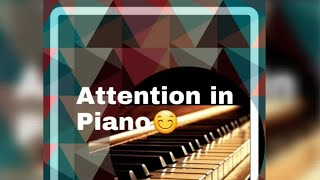 HOW TO PLAY - Charlie Puth - Attention (Piano Tutorial Lesson)