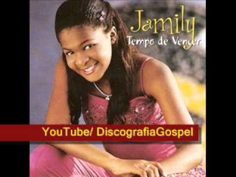 Jamily - Tempo de Vencer (CD Completo) | 2002
