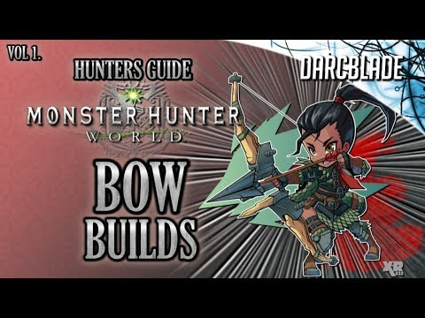 Amazing Bow Builds : MHW Build Series